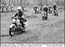 Tredagars mc-övning 1983