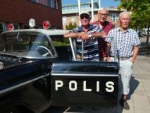 Kapitänresan Dalarna 2018