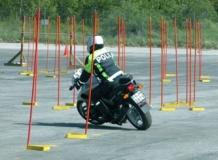 Polismästerskap i körgårdskörning
