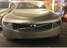 En av Volvos alla prototyper som aldrig blev mer än testbil. Kanske hade kunnat bli en retromodell av PV