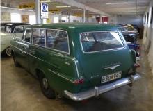 En av få överlevande Opel Rekord Caravan i fint skick